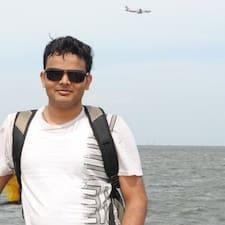 Tripuresh - Uživatelský profil