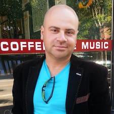 Profil Pengguna Arshak