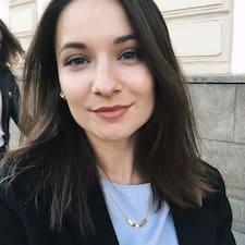 Profil korisnika Виктория