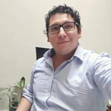 Ramij Jafet Brukerprofil
