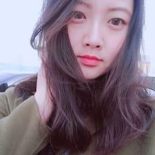 小妤 User Profile