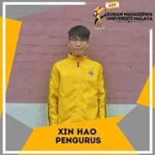 Xin Hao - Profil Użytkownika