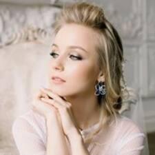 Olesya felhasználói profilja