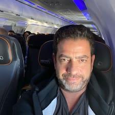 Ehud felhasználói profilja