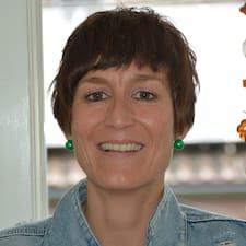 Henkilön Ursula käyttäjäprofiili