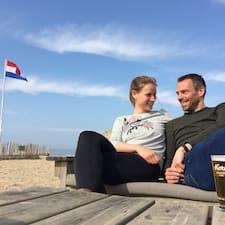Profil utilisateur de Laura & Thijs