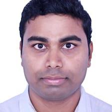 Användarprofil för Satish