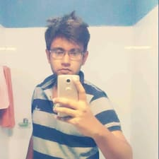 Madusha felhasználói profilja