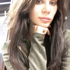 Anastassiya felhasználói profilja
