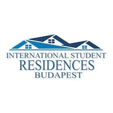 StudentResidences felhasználói profilja