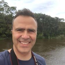 Fausto felhasználói profilja