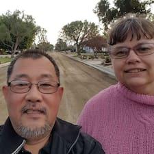 Patricia & Kenny User Profile