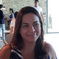 Profil utilisateur de Monica