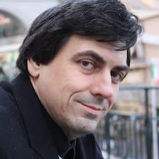 Gebruikersprofiel Giorgio