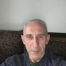 Taras felhasználói profilja