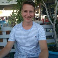Profil utilisateur de Joost