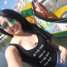Madelene felhasználói profilja