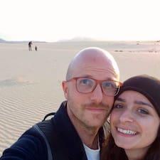 Alberto & Monica User Profile