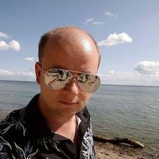 Perfil de l'usuari Antti