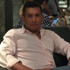 Jose Fernando felhasználói profilja
