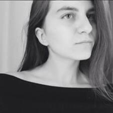 Melisa felhasználói profilja