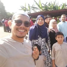 Profil Pengguna Mohd Hairizad