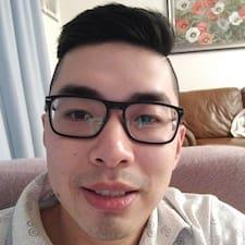 Henkilön Eric Lingwei käyttäjäprofiili