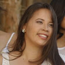 Profil Pengguna Kedyna Luanna