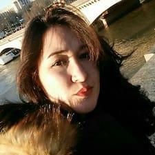 Profil utilisateur de Khadija