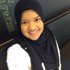 Nurul Syafiqa的用戶個人資料