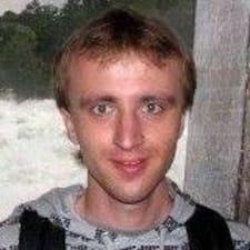 Perfil de usuario de Andrey