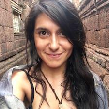 Victoria Paz User Profile