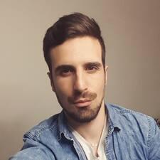 Dimitri felhasználói profilja