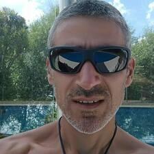 Profil utilisateur de Jorge Daniel