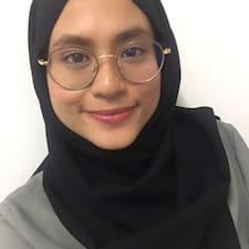 Shahirah - Uživatelský profil