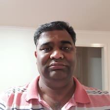 Chandra Brugerprofil