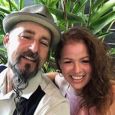Wayne & Paula
