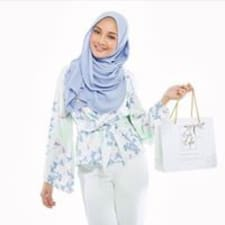 Naelofar Hijab Kullanıcı Profili