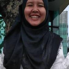 Profil utilisateur de Siti Nurul Zulaiha