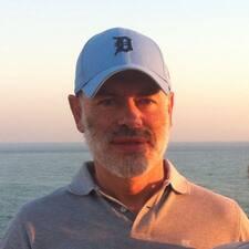 Profil uporabnika Gonzalo