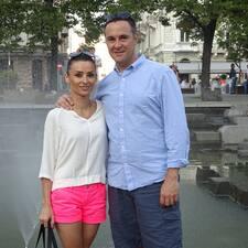 Profil Pengguna Michael And Beata
