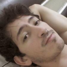 Användarprofil för Marcos Vinicio
