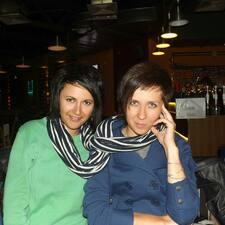 Profil utilisateur de Anna & Zilya