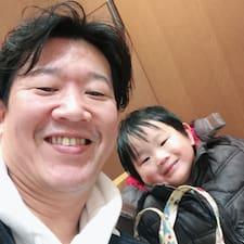 Perfil do usuário de 戸田