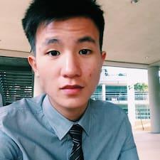 Profil utilisateur de Jia Ming
