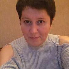 Larisa - Uživatelský profil