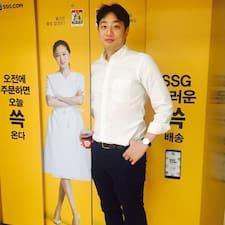 Nutzerprofil von Kang Hyuk