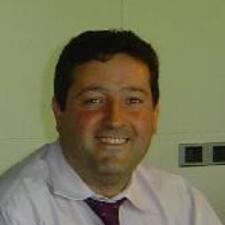 José Ignacio felhasználói profilja