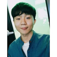 Profil utilisateur de MinWoo