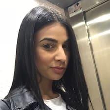 Profil Pengguna Aurelia Marina